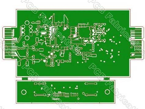 Different PCB on Board