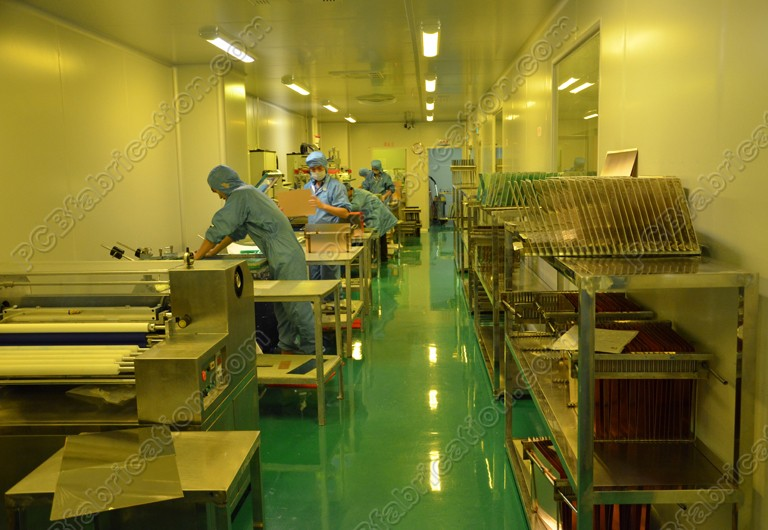 PCB Fabrication Factory