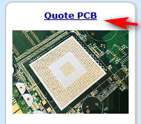 Quote PCB finger chamfered beveled